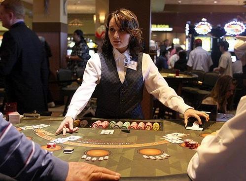 Casino dealer school sacramento