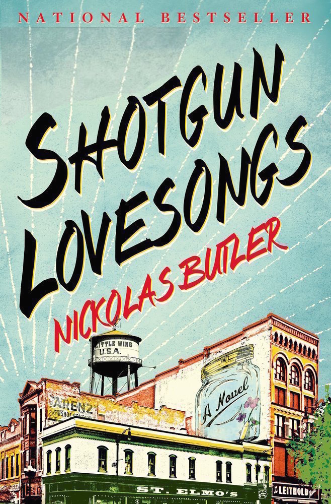Shotgun Lovesongs, a first novel by Nickolas Butler, is reviewed for Voice of Baltimore by first-time novelist Margo Christie.