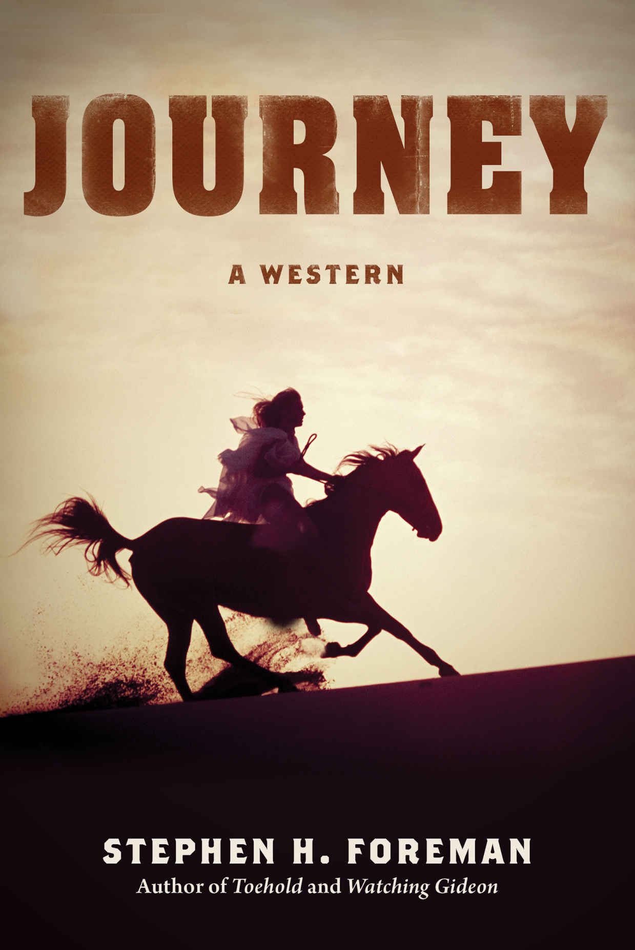 Journey, a Western is Baltimore-born author Stephen H. Foreman's latest novel. He discusses it here exclusively with Voice of Baltimore and will do so again publicly June 17th at The Ivy Bookshop.